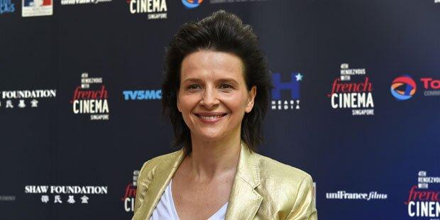 Drama mit Binoche eröffnet 65. Berlinale