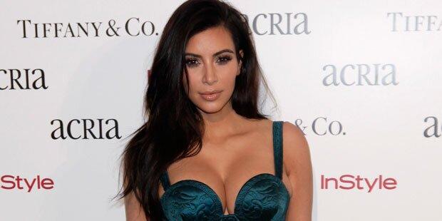 Kim: Darum lacht sie auf Fotos nicht