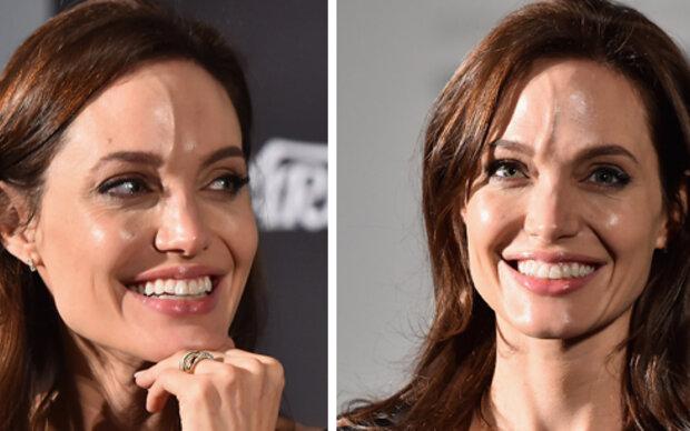 Angelina, müssen wir uns Sorgen machen?