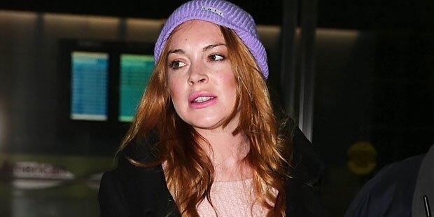 Tropenvirus - Lindsay Lohan im Spital!