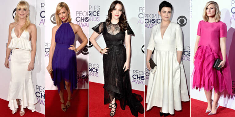 Tops & Flops der People's Choice Awards