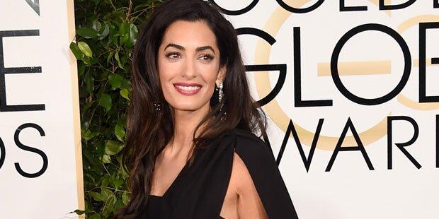 Amal Clooney wird Uni-Professorin