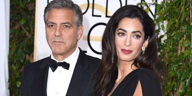 Clooney: Ehekrise wegen Scarlett Johansson