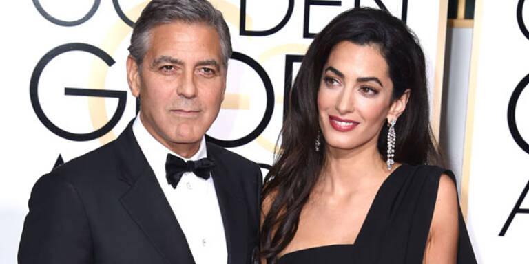 Zu dick? Amal setzt Clooney auf Diät