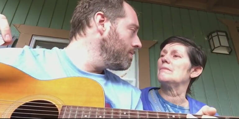 Ein Song für die alzheimerkranke Mutter