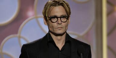 """""""Fluch der Karibik"""": Johnny Depp verletzt"""