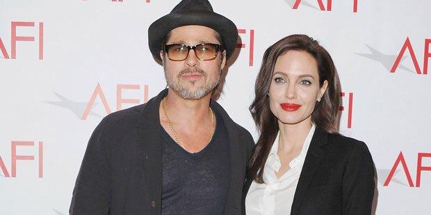 Brad Pitt & Angelina Jolie planen nächste Adoption