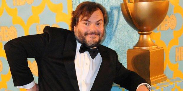 Jack Black mischt die Oscars auf