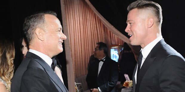 Pitt & Hanks produzieren TV-Serie