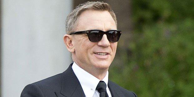 Daniel Craig ist trinkfreudigster Bond