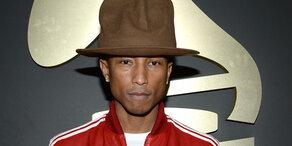 Pharrell Williams schreibt Geschichte mit Chanel