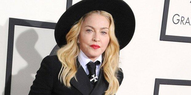 Madonna serviert Toyboy ab