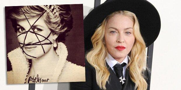 Madonna verteidigt sich & macht weiter