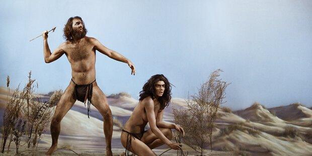Mismatch-Theorie: Wir sind alle Urmenschen
