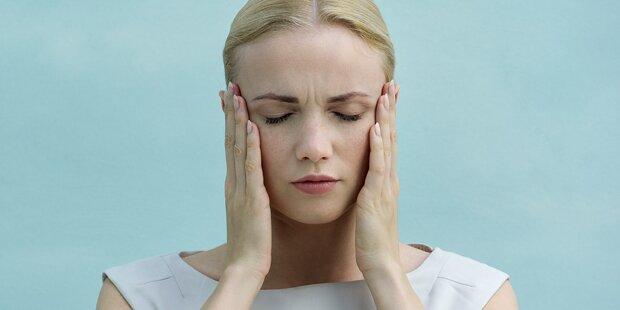 So werden Sie Kopfschmerzen in 2 Minuten los