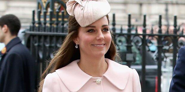 Kate: Wird jetzt die Geburt eingeleitet?