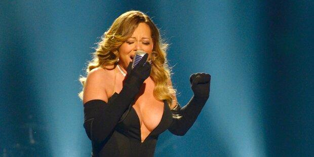 Mariah Carey: Wieder Playback-Desaster