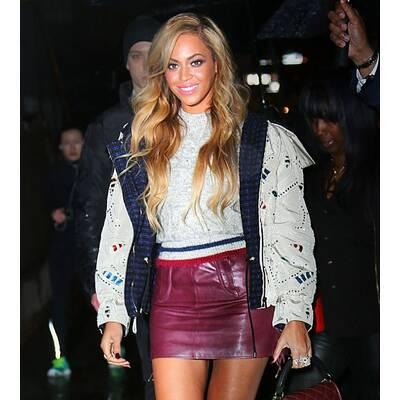 Beyoncés lässiger Partylook