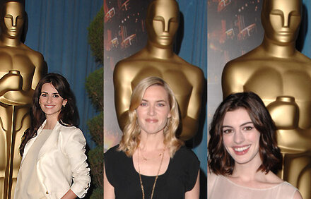 Das Oscar-Rennen geht los