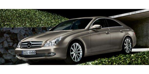 Mercedes ruft 2.500 Modelle in Österreich zurück