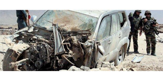Taliban töten deutschen Fallschimjäger