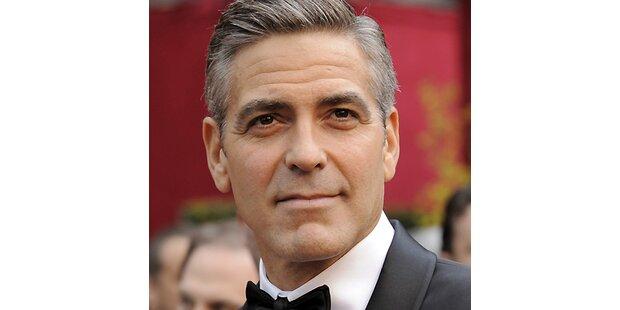 George Clooney bei