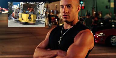 Fast & Furious: Vin Diesel ist zurück