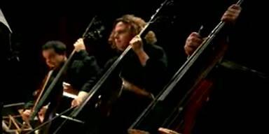 Umjubelt: Erstes Online-Orchester
