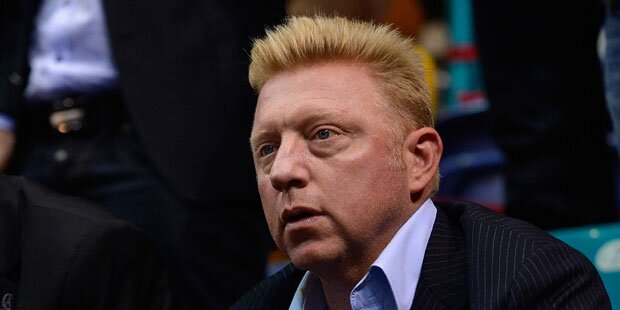 Boris Becker: 200.000 Euro Schulden