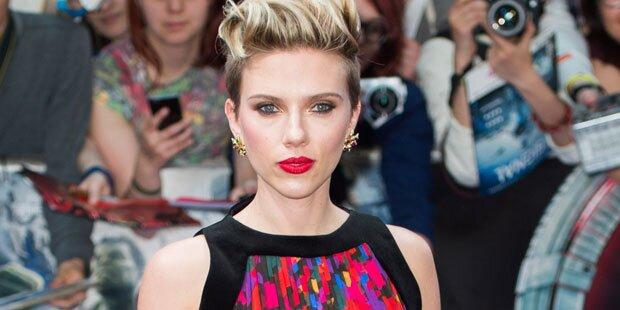 Scarlett Johansson lebte von Sozialhilfe