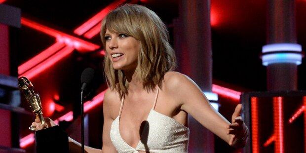 Taylor Swift erlaubt Streaming von
