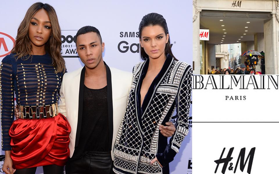 Balmain-Kollektion für H&M