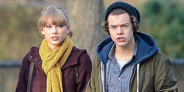 Taylor Swift: Zweite Chance für Harry?