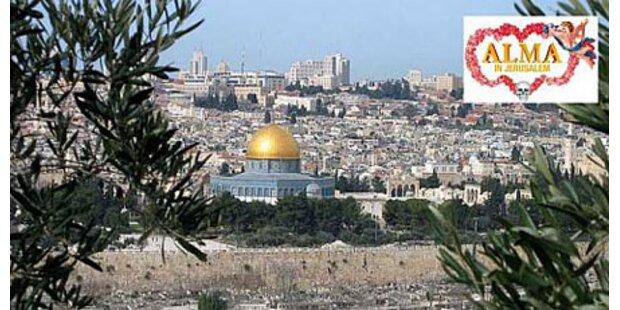 Im Privatcharter nach Jerusalem