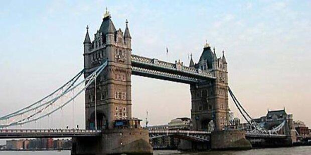 Kurztrip - Machen Sie London unsicher