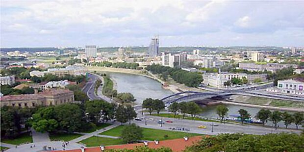 Vilnius - Entdecken Sie den Osten