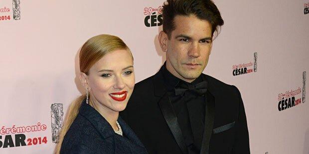 Scarlett Johansson: So war die Hochzeit