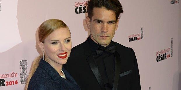 Johansson: Datum für Hochzeit enthüllt