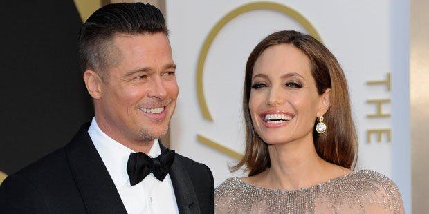 Pitt & Jolie: Darum sind sie so glücklich