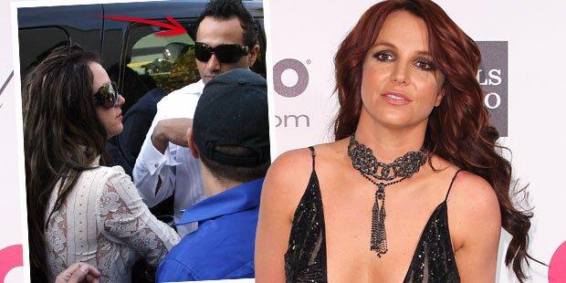 Britney: Heimliche SMS an Horror-Ex