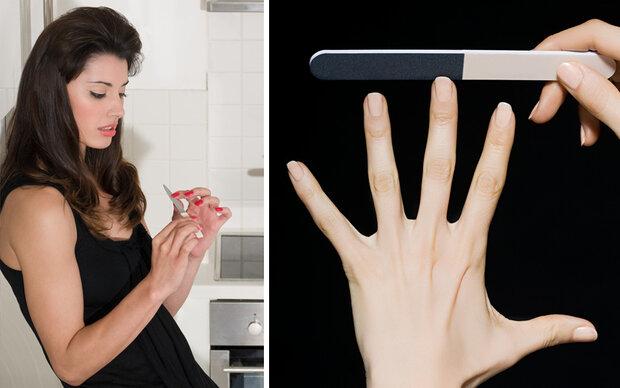 Die perfekte Nagelform für Ihre Persönlichkeit
