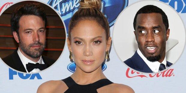 JLo würde Affleck & Diddy ertrinken lassen