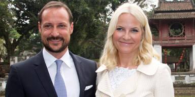 Mette-Marit, Haakon