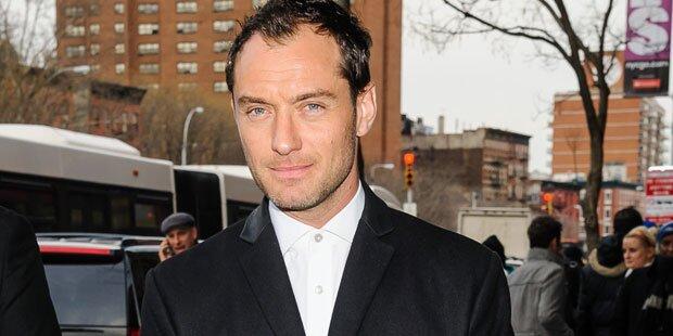 Jude Law: Baby mit der Ex ist da