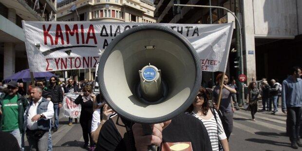 Erneut Streik in Griechenland