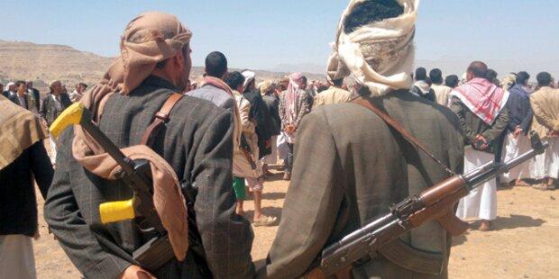 Schüsse auf Österreicher im Jemen