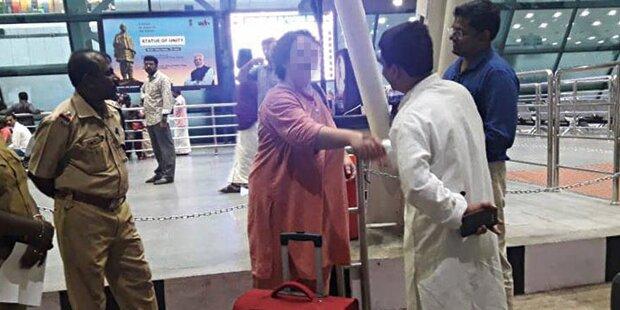 Kärntnerin saß 22 Monate in Indien-Knast