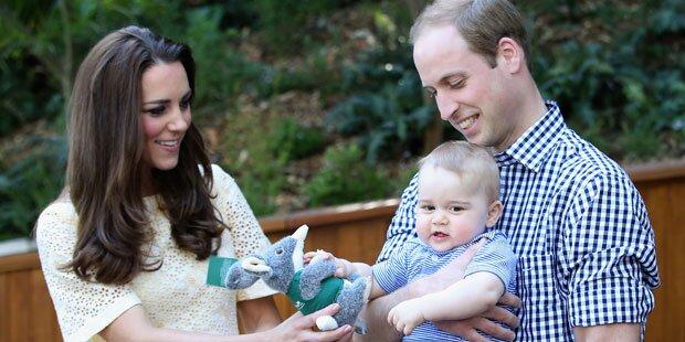 Baby-Gerüchte um Herzogin Kate