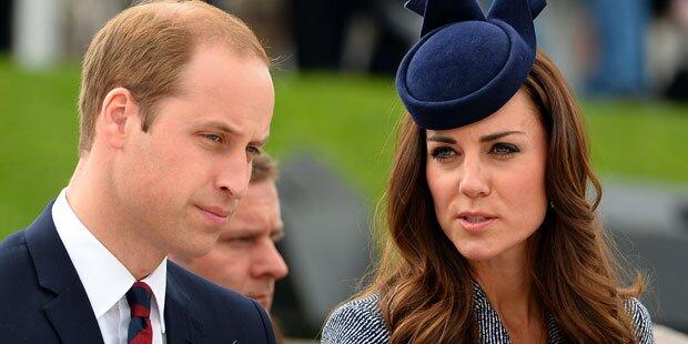Will lässt schwangere Kate alleine