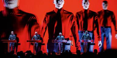 """""""Kraftwerk""""-Marathon rockt das Burgtheater"""